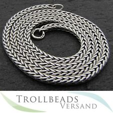 TROLLBEADS Sterling Silber Halskette 38 cm 13238 silver chain