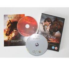 WAR HORSE 2 DISC BOXSET STEVEN SPIELBERG EMILY WATSON TOUCHSTONE UK CD & DVD NEW