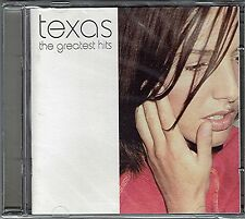 CD - TEXAS - Greatest Hits