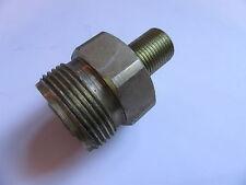 """1 1/4"""" X 1/2"""" Macho Extractor Tipo acoplamiento hidráulico #26A63"""