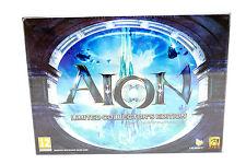 Aion Limited Collectors Edition für PC von NCsoft, 2009, RPG, versiegelt