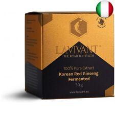 Estratto di Ginseng Rosso coreano fermentato 110 Mg/g 30 giorni