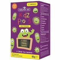 Natures Aid Kidz Pro-5 5 Billion Microbiotic Powder 90g