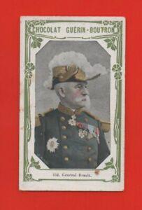Chromo Guérin Boutron - 552 - Général Brault   (K7201)