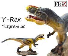 Dinosaurs Yutyrannus Y-Rex model toy Jurassic Figures FloZ Collectible