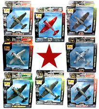 Easy Model - 1:72 Scale Soviet Air Forces Fighter Aircraft of WW2 Eastern Front