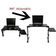 New listing Soporte Para Laptop Soporte De Mesa Para Cama Con Ventilacion Plegable Portatil