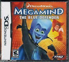 Megamind: The Blue Defender (Nintendo DS, 2010) Factory Sealed