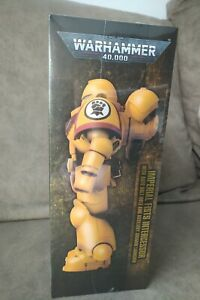 Imperial Fists Warhammer 40,000 Limited Edition Bandai