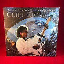 CLIFF RICHARD From A Distance The Event 1990  UK Vinyl LP EXCELLENT COND Live CC
