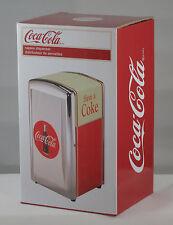 Coca Cola Coke Napkin Holder Diner Style TableCraft BRAND NEW!!