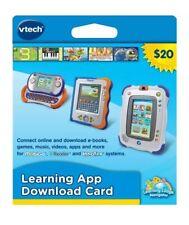 Vtech Learning App Download Card 3-9 Years 80-201501 Innotab MobiGo Vreader