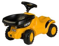 Rolly Toys - JCB MiniTrac Ride-on DUMPER TRUCK Tipping Action Age 1 1/2 - 4