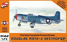 "1/72  XBTD-2 Douglas ""Destroyer""  Olimp - Pro Resin R72011"