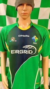 Ireland GAA 2017 International Rules Gaelic Football Jersey (Adult Large)