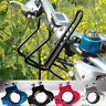 Sturdy Cycling Bike Bicycle Aluminum Alloy Handlebar Water Bottle Holder Cages S