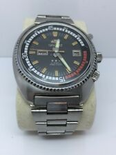 RARE ORIENT KING DIVER AUTOMATIC 21 JEWELS STAINLESS STEEL JAPAN VINTAGE