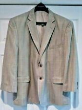Member's Mark 100% Silk Men's Suit Jacket / Blazer / Sport Coat  - 48R