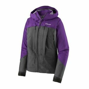 Patagonia Women's River Salt Jacket, Purple, Closeout