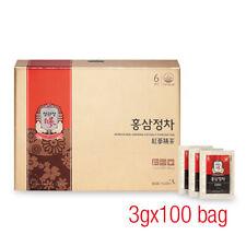 Korean Red Ginseng Extract(42%) Premium Tea 3g 100 bags 정관장
