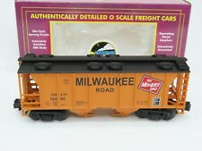 MTH #20-97109 MILWAUKEE ROAD PS-2 HOPPER EXCELLENT CODITION IN BOX