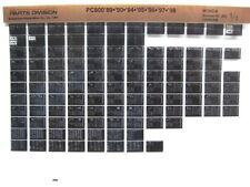 Honda PC800 1989 - 1998 Parts List Microfiche a921