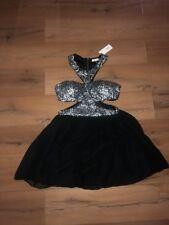 Mini Vestido Rare London Cortado Uk14