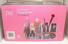 Large Transparent Make-Up Storage Organizer Clear Acrylic Cosmetics Holder