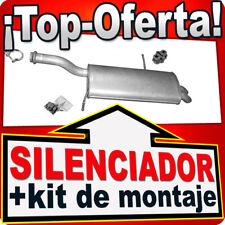Silenciador Trasero CITROEN C4 GRAND PICASSO PEUGEOT 5008 2.0HDI DESDE 06- EHB