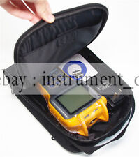 RY-S110 CATV Cable TV Handle Signal Level Meter DB Tester 46~870MHz + KCH20 CASE