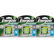 3 Pack Energizer Rechargeable Power Plus AA Batteries 2300mAh NiMH 8 pack Each