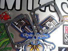 YAMAHA YFZ350 BANSHEE 350 INTAKE GASKET SET 2 PIECE 1987-2006 NEW!!
