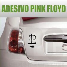 adesivo stickers pink floyd adesivi auto scooter rock musica david gilmur a0064