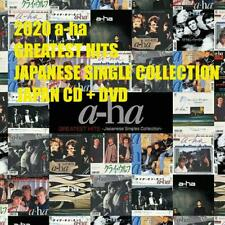 2020 a-ha GREATEST HITS JAPANESE SINGLE COLLECTION JAPAN CD + DVD