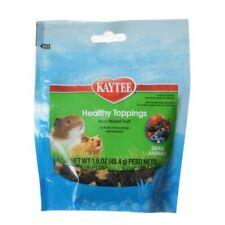 LM Kaytee Fiesta Healthy Toppings Mixed Fruit - Small Animals 1.6 oz