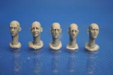 Resin Kit 331 1/35 Bald Head Set