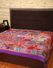 Unbranded Animal Print 100% Cotton Quilts & Bedspreads