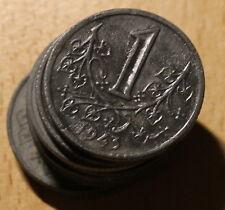 1 Krone Böhmen und Mähren 1943