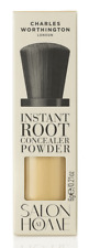 3 x Charles Worthington Instant Root Concealer Powder LIGHT BLONDE 6g each. New