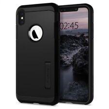 Spigen Tough Armor stoßfeste Schutzhülle Case für Apple iPhone XS schwarz