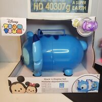 Disney TSUM TSUM Stitch Stack n Display Set Carry Case Walmart Exclusive Jakks