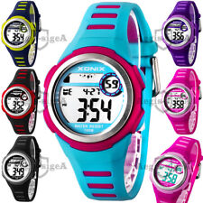 Multifuntion ladies and girls watch  Xonix with dual time,WR100M, digital dis...