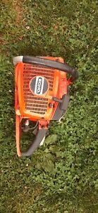 echo cst 610 evl chainsaw twin cylinder parts saw