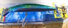 BRAID Tantrum 145 Minnow  6 Inch Green Mackerel MIB