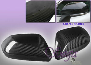 FOR 2018-2020 TOYOTA CAMRY CARBON PAINT SIDE MIRROR OVERLAY COVER COVERS US SELL