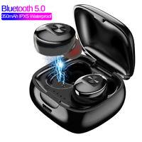 Sn _XG12 Tws Bluetooth 5.0 Oreillettes sans Fil Casque Écouteurs pour IPHONE Un