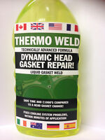 Head Gasket SEALER STOP COOLANT LOSS  THERMO WELD NOW IN THE UK FREE POST