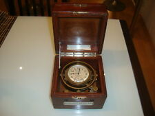 Very rare marine chronometer Deck watch HAMILTON () made in 1942 USA