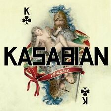 KASABIAN Empire CD BRAND NEW