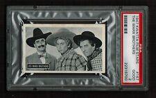 PSA 2 THE MARX BROTHERS 1947 Kwatta Chocolates Film Stars Card #167 RARE